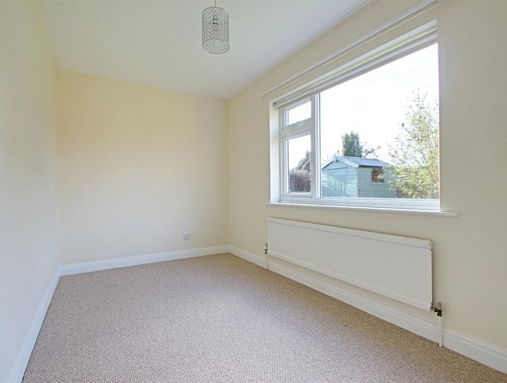 Newly Refurbished Bedroom Three (As it is now - no furniture)