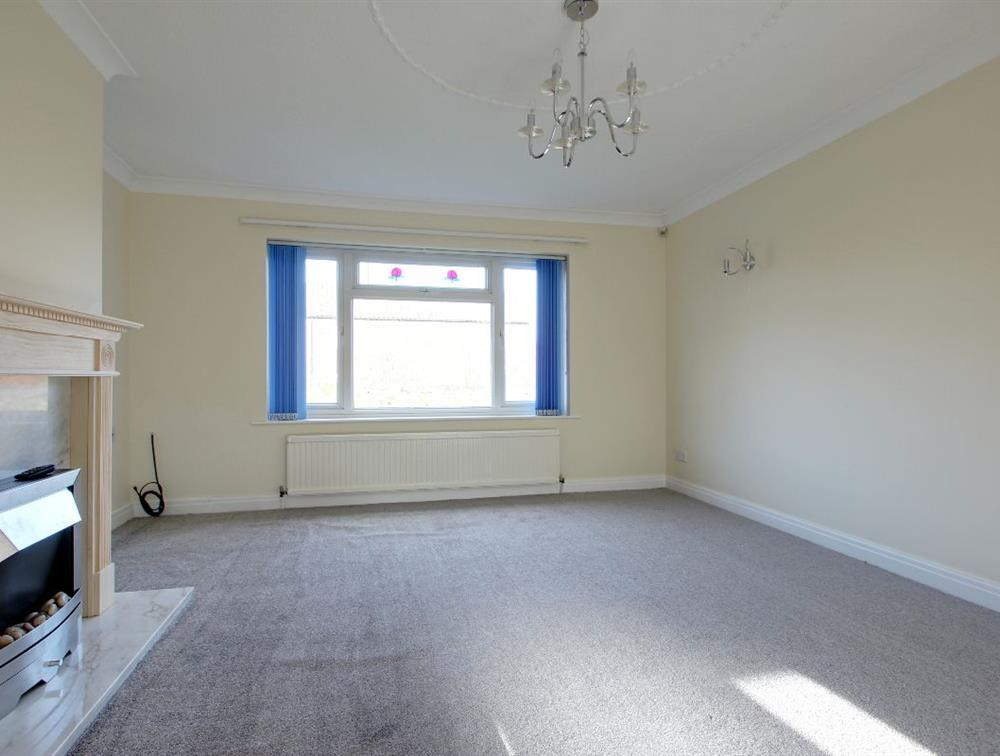Newly Refurbished Living Room (As it is now - no furniture)