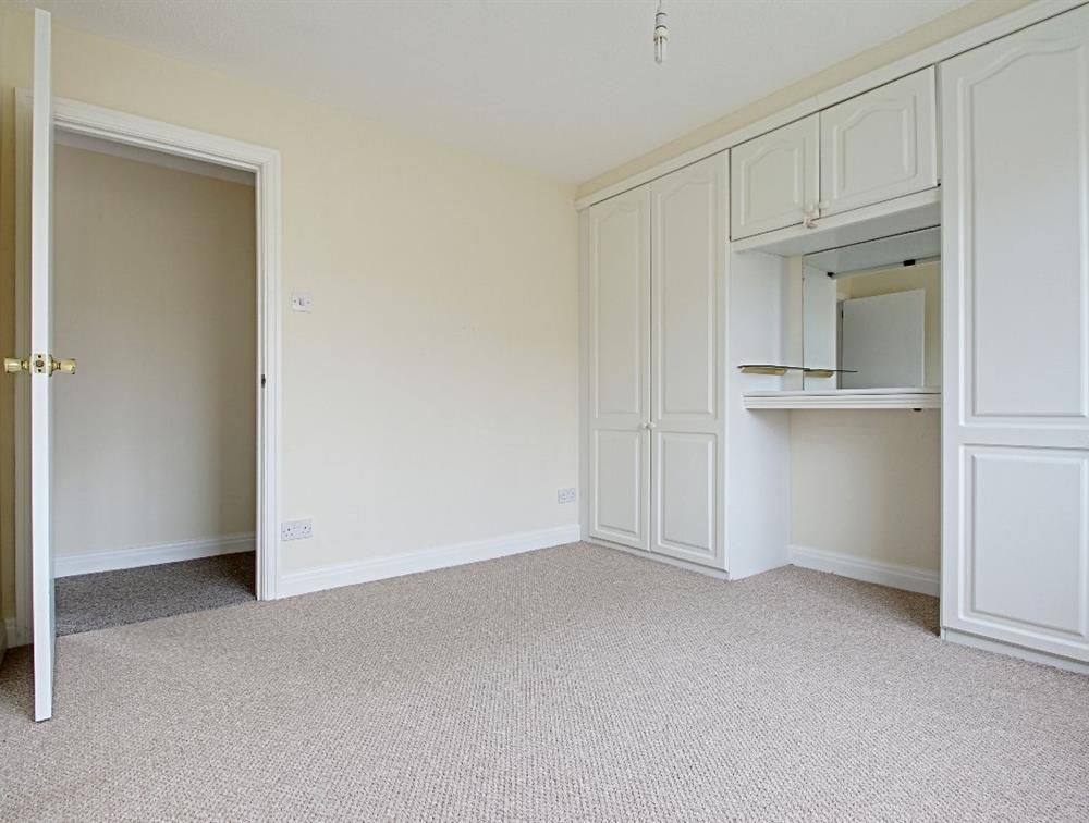 Newly Refurbished Master Bedroom (As it is now - no furniture)