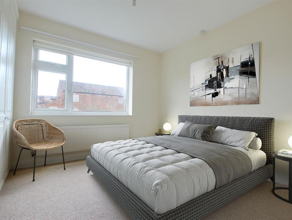 Digital Impression of Master Bedroom with Furniture